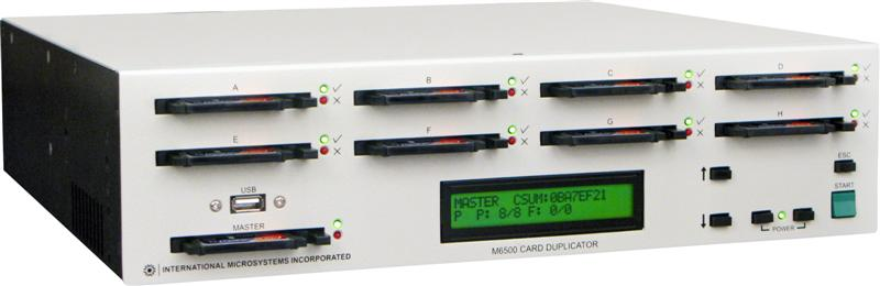 Compact Flash Duplicators